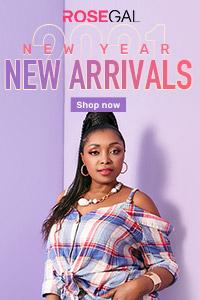 New Arrivals promotion