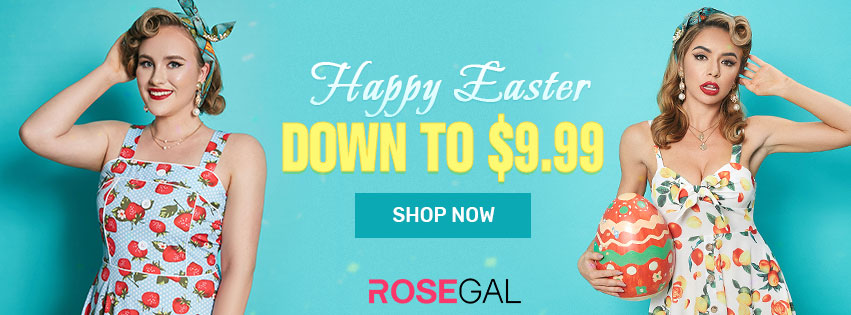 Easter Sale—Down To $9.99 promotion