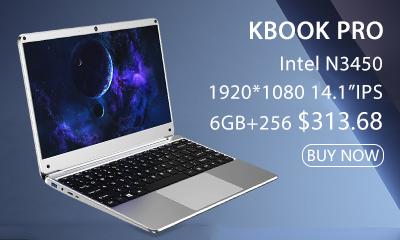 Gearbest KUU Kbook Pro Laptop promotion