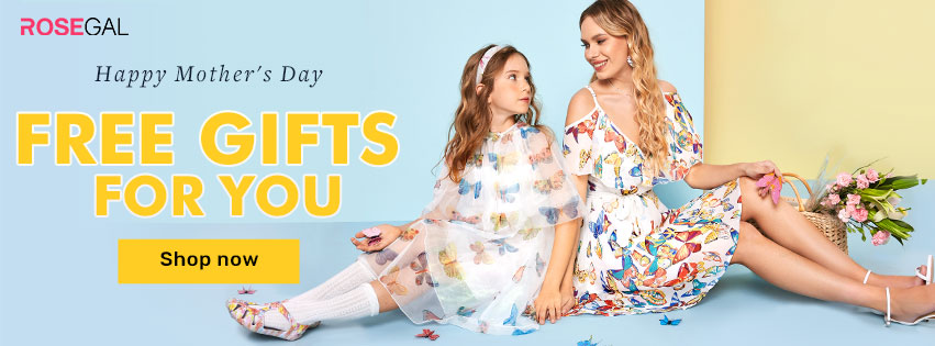 Mother Day-Free Gifts For You promotion