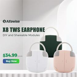 Gearbest Alfawise X8 TWS promotion
