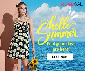 Women Summer Dresses promotion