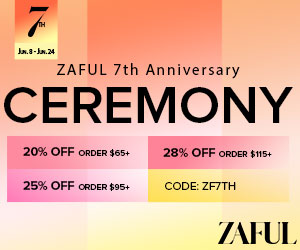 7th Anniversary Sale promotion