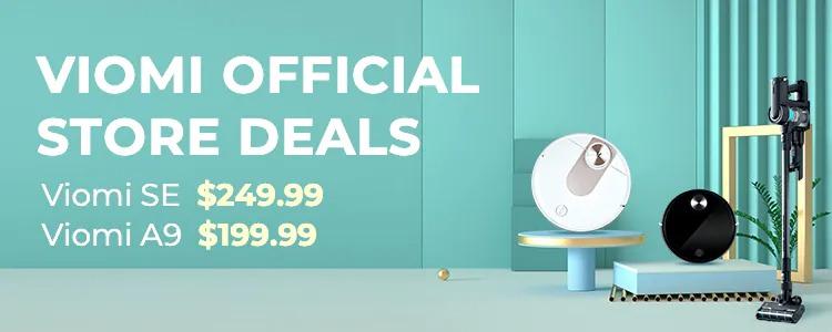Gearbest Viomi official store deals promotion