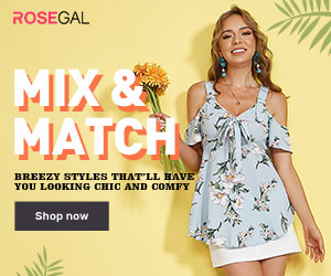 Women Mix And Match promotion